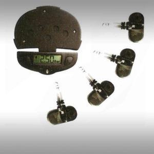 Sensores de Presión de Llantas